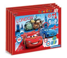 Puzzle dla dzieci Clementoni Puzzle  Puzzle ramkowe Cars 2 15 elementów