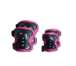 Kask i ochraniacz Movino Ochraniacze na łokcie i kolana rozmiar XS