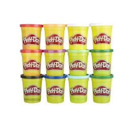 Zabawka plastyczna / kreatywna Play-Doh Ciastolina Tuby uzupełniające 12pack