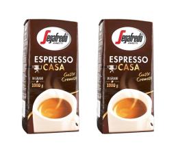 Akcesoria do ekspresów Segafredo Espresso Casa 2x1kg