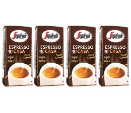 Akcesoria do ekspresów Segafredo Espresso Casa 4x1kg