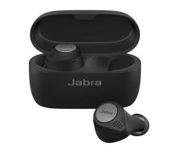Słuchawki bezprzewodowe Jabra Elite 75t active tytanowo-czarne