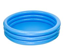 Basen / akcesoria INTEX Basen niebieski Crystal Blue 168x38cm