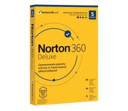 Program antywirusowy NortonLifeLock 360 Deluxe 5st. (12m.)