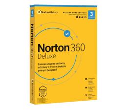 Program antywirusowy NortonLifeLock 360 Deluxe 3st. (12m.)
