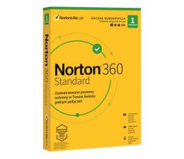 Program antywirusowy NortonLifeLock 360 Standard 1st. (12m)