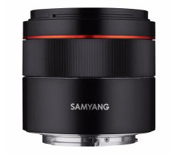 Obiektywy stałoogniskowy Samyang 45 mm f/1.8 AF Sony FE