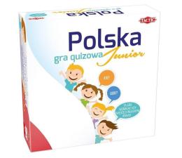 Gra planszowa / logiczna Tactic Polska - gra quizowa Junior