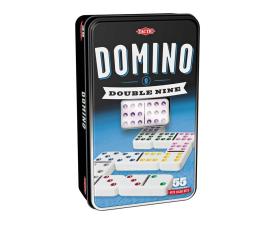 Gra słowna / liczbowa Tactic Domino dziewiątkowe w puszce