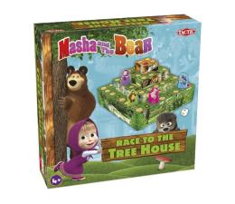 Gra dla małych dzieci Tactic Masza i Niedźwiedź - Węże i drabiny