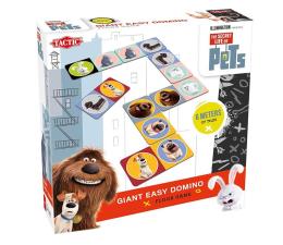 Gra dla małych dzieci Tactic Sekretne Życie Zwierzaków - Giant Easy Domino
