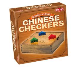 Gra planszowa / logiczna Tactic Chińskie Warcaby - Wooden Classic
