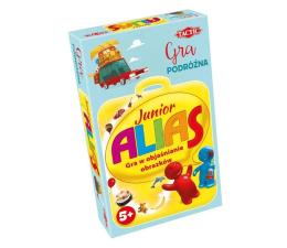 Gra słowna / liczbowa Tactic Alias Junior - wersja podróżna