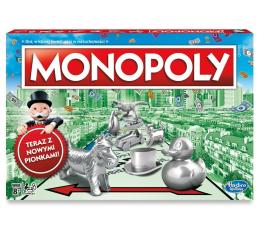 Gra planszowa / logiczna Hasbro Monopoly Classic