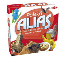 Gra słowna / liczbowa Tactic Alias Polska