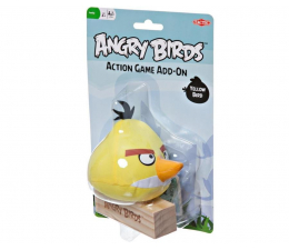 Gra zręcznościowa Tactic Angry Birds dodatek - Żółty Ptak