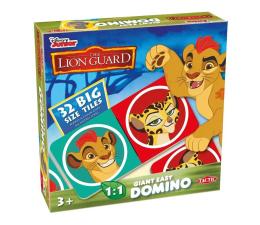 Gra dla małych dzieci Tactic Lwia Straż Giant Easy Domino