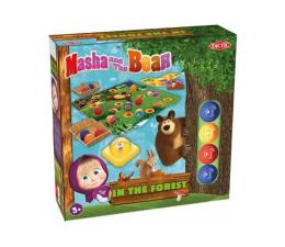 Gra planszowa / logiczna Tactic Masza i Niedźwiedź - Leśna przygoda