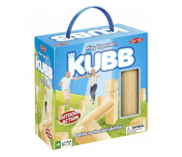 Gra słowna / liczbowa Tactic Kubb
