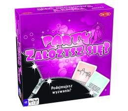 Gra planszowa / logiczna Tactic Założysz się? Party