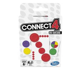 Gra karciana Hasbro Gra karciana Connect 4
