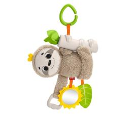 Zabawka dla małych dzieci Fisher-Price Aktywizujący leniwiec do wózka