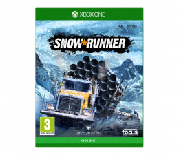 Gra na Xbox One Xbox SnowRunner