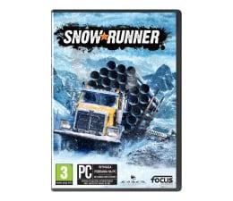 Gra na PC PC SnowRunner