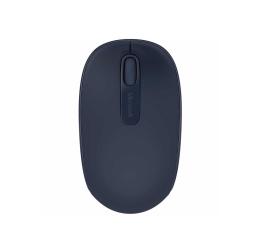 Myszka bezprzewodowa Microsoft 1850 Wireless Mobile Mouse (granatowa)