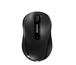 Myszka bezprzewodowa Microsoft 4000 Wireless Mobile Mouse grafitowa