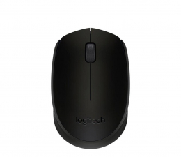 Myszka bezprzewodowa Logitech B170 czarna