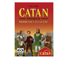 Gra planszowa / logiczna Galakta Catan: Scenariusz Pomocnicy z Catanu