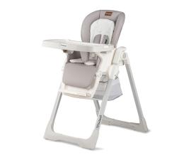 Krzesełko do karmienia KIDWELL PRIME Szare