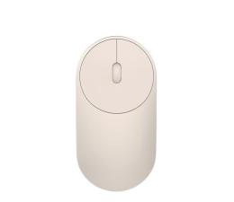 Myszka bezprzewodowa Xiaomi Mi Portable Mouse (złoty)