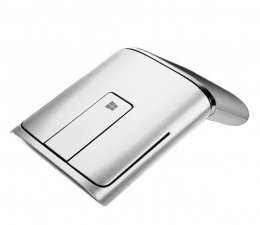 Myszka bezprzewodowa Lenovo N700 Touch Mouse (srebrny, wskaźnik laserowy)