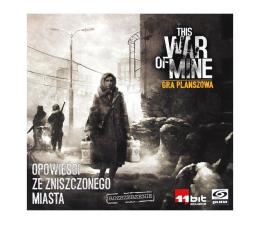 Gra planszowa / logiczna Galakta This War of Mine: Opowieści ze zniszczonego