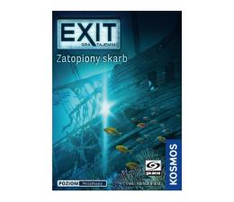 Gra planszowa / logiczna Galakta EXIT: Zatopiony Skarb