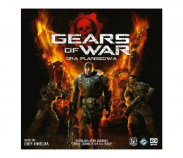 Gra planszowa / logiczna Galakta Gears of War