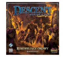 Gra planszowa / logiczna Galakta Descent: Wędrówki w mroku – Rdzewiejące okowy