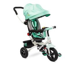 Rowerek biegowy Toyz Rowerek 3-kołowy Wroom Turquoise
