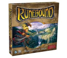 Gra planszowa / logiczna Galakta Runebound 3 edycja: Nierozerwalne więzi