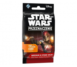 Gra karciana Galakta Star Wars: Przeznaczenie Imperium w stanie wojny