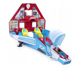 Pojazd / tor i garaż Spin Master Psi Patrol Odrzutowiec 2w1
