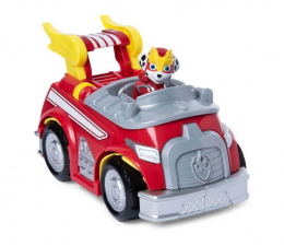 Pojazd / tor i garaż Spin Master Psi Patrol Pojazdy do transformacji Marshall