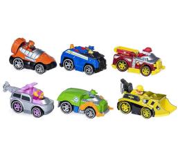 Pojazd / tor i garaż Spin Master Psi Patrol zestaw 6 aut