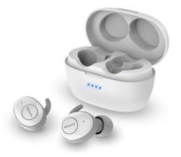 Słuchawki bezprzewodowe Philips UpBeat SHB2505 Białe