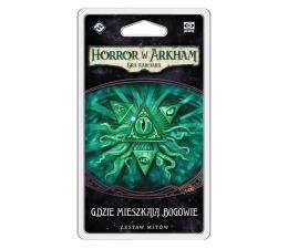 Gra karciana Galakta Horror w Arkham LCG: Gdzie mieszkają bogowie