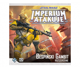 Gra planszowa / logiczna Galakta Star Wars: Imperium Atakuje – Bespiński Gambit
