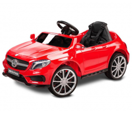 Pojazd na akumulator Toyz Pojazd na akumulator Mercedes GLA45 Red