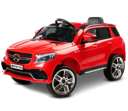 Pojazd na akumulator Toyz Pojazd na akumulator Mercedes AMG GLE 63S Red